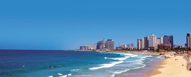 ghid calatorie Tel Aviv